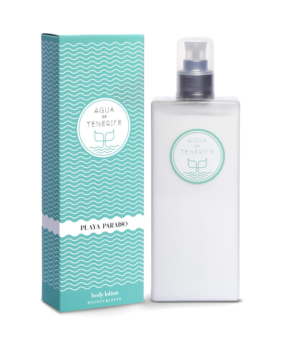 shop Agua de Tenerife  LAS FRAGANCIAS DE LA ISLA: Playa Paraiso Body Lotion 250 ml.